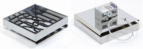 far infrared heater unit